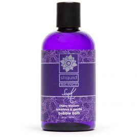 Sliquid Balance Soak Cherry Blossom Bubble Bath 8.5 fl oz