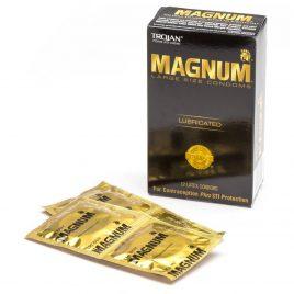 Trojan Magnum Large Condoms (12 Count)