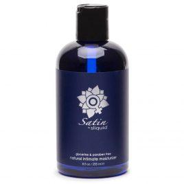 Sliquid Satin Lubricant Personal Intimate Moisturizer 8.6 fl oz