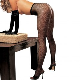 Shirley of Hollywood Sexy Fishnet Pantyhose