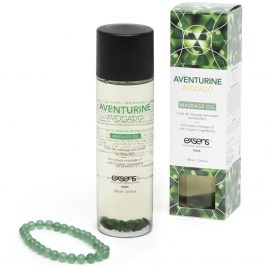EXSENS Aventurine Avocado Massage Oil 100ml
