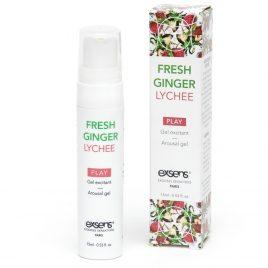 EXSENS Fresh Ginger Lychee Arousal Gel 15ml