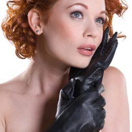 KinkLab Leather Vampire Gloves