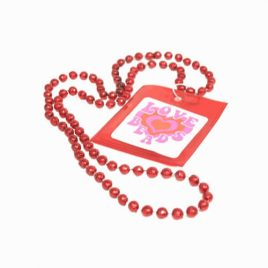 Global Protection Condom Love Beads - 12-Pack