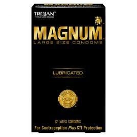 Trojan MAGNUM Condoms - 36-Pack