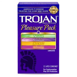 Trojan Pleasure Pack - 36-Pack