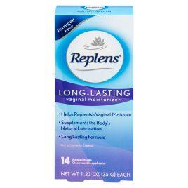 Replens Long Lasting Vaginal Moisturizer
