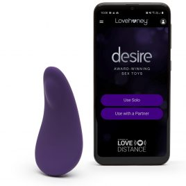 Desire Luxury App-Controlled Rechargeable Panty Vibrator