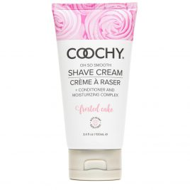 Coochy Frosted Cake Intimate Shaving Cream 3.4 fl oz
