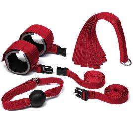 Scarlet Bound Bondage Kit (4 Piece)