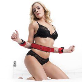 Scarlet Bound Beginners Wrist-to-Waist Belt Restraint